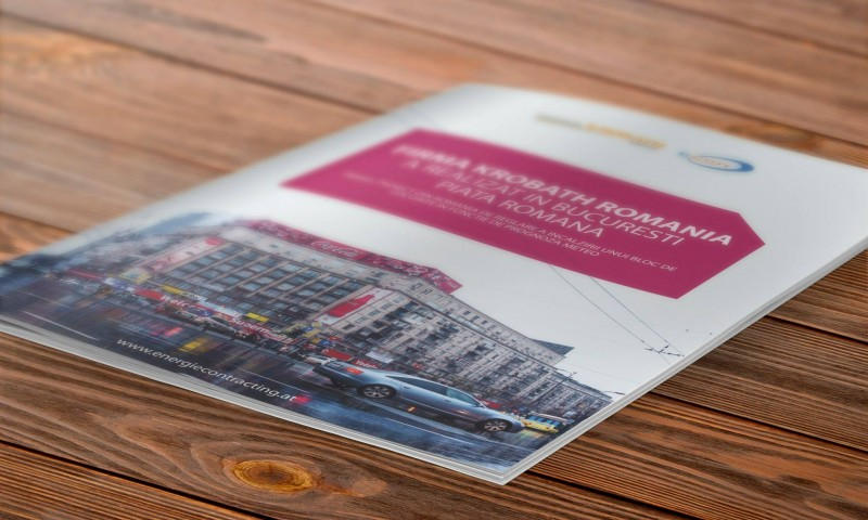 Econ's Brochure