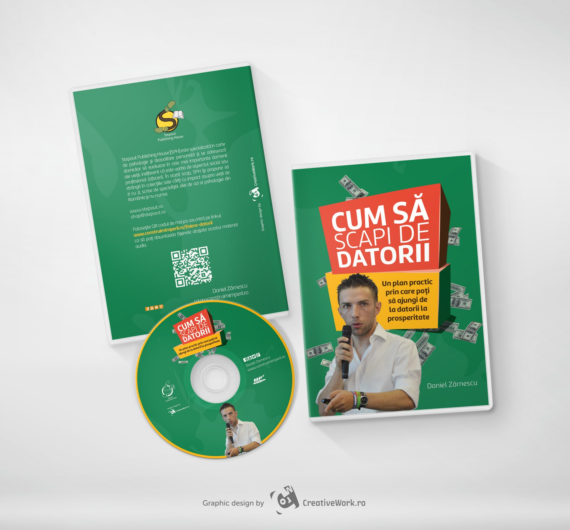 DVD Case+Label